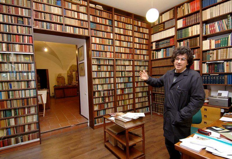 libreria benacense riva del Garda